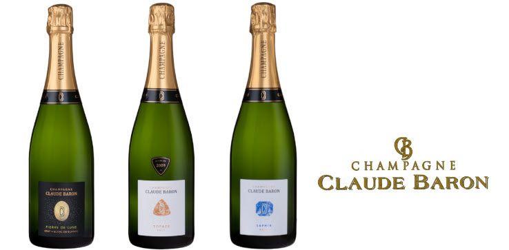 La champagnes Claude Baron
