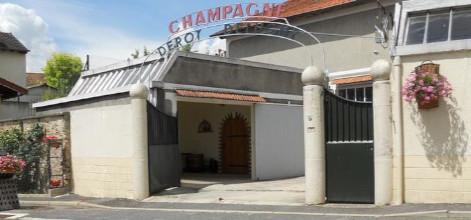 La champagnes Dérot-Delugny